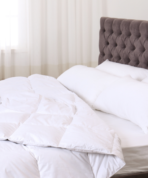 HOW TO WASH A COMFORTER THAT'S TOO BIG FOR A WASHER